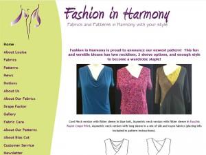 Fashion in Harmony