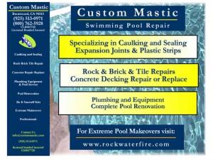 Custom Mastic