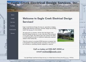 Eagle Creek Electrical Design