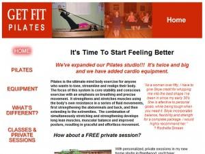 Get Fit Pilates